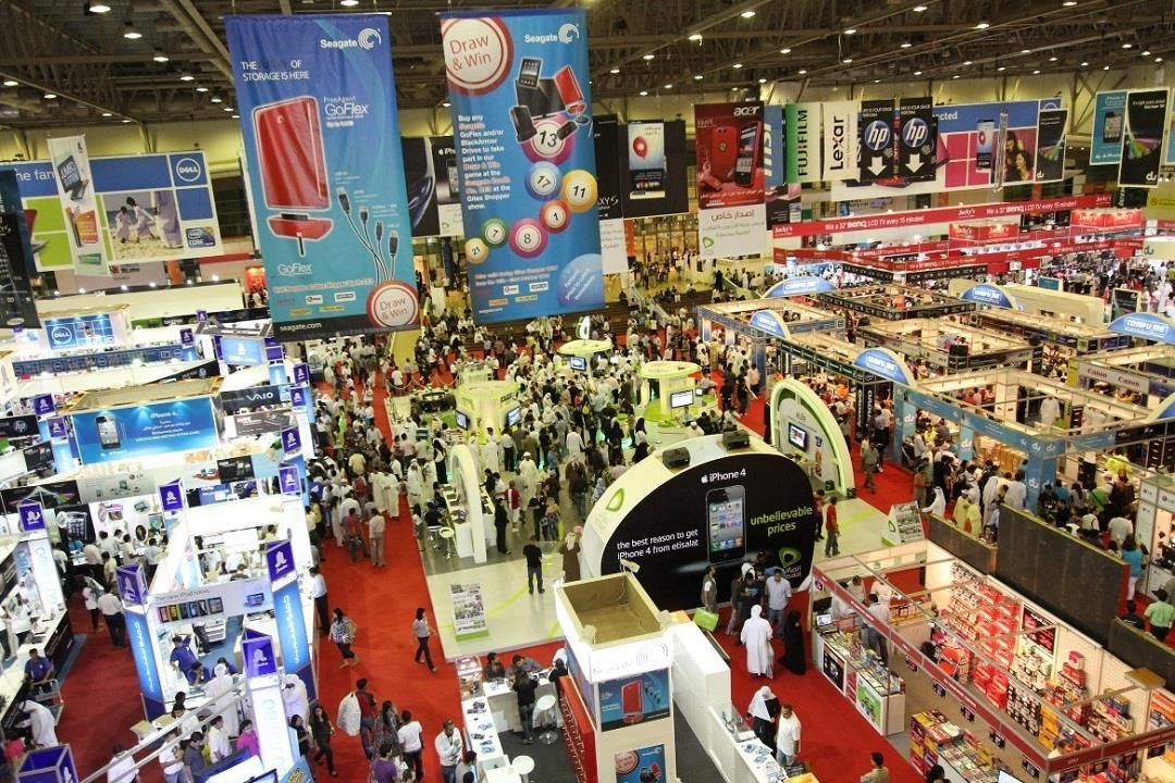 به روز ترین محصولات فناوری در نمایشگاه جیتکس دبی