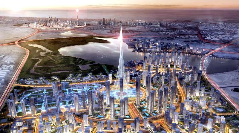 جذابیت های نمایشگاه معماری دبی