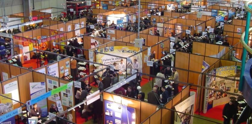 نمایشگاه های فرانسه 2017