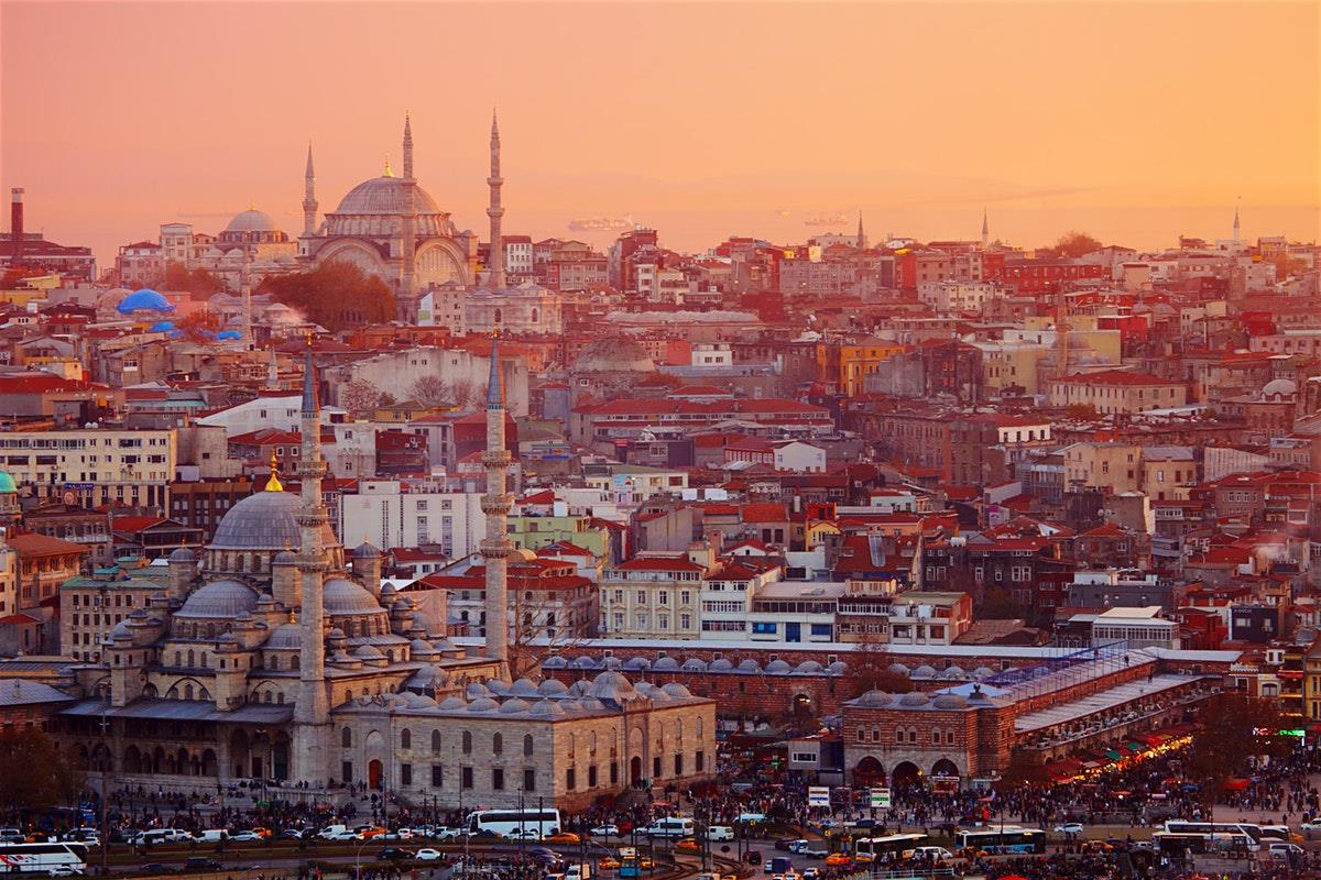 نمایشگاه های استانبول