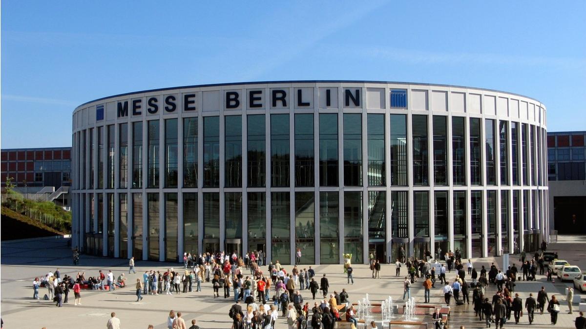 مرکز نمایشگاهی برلین