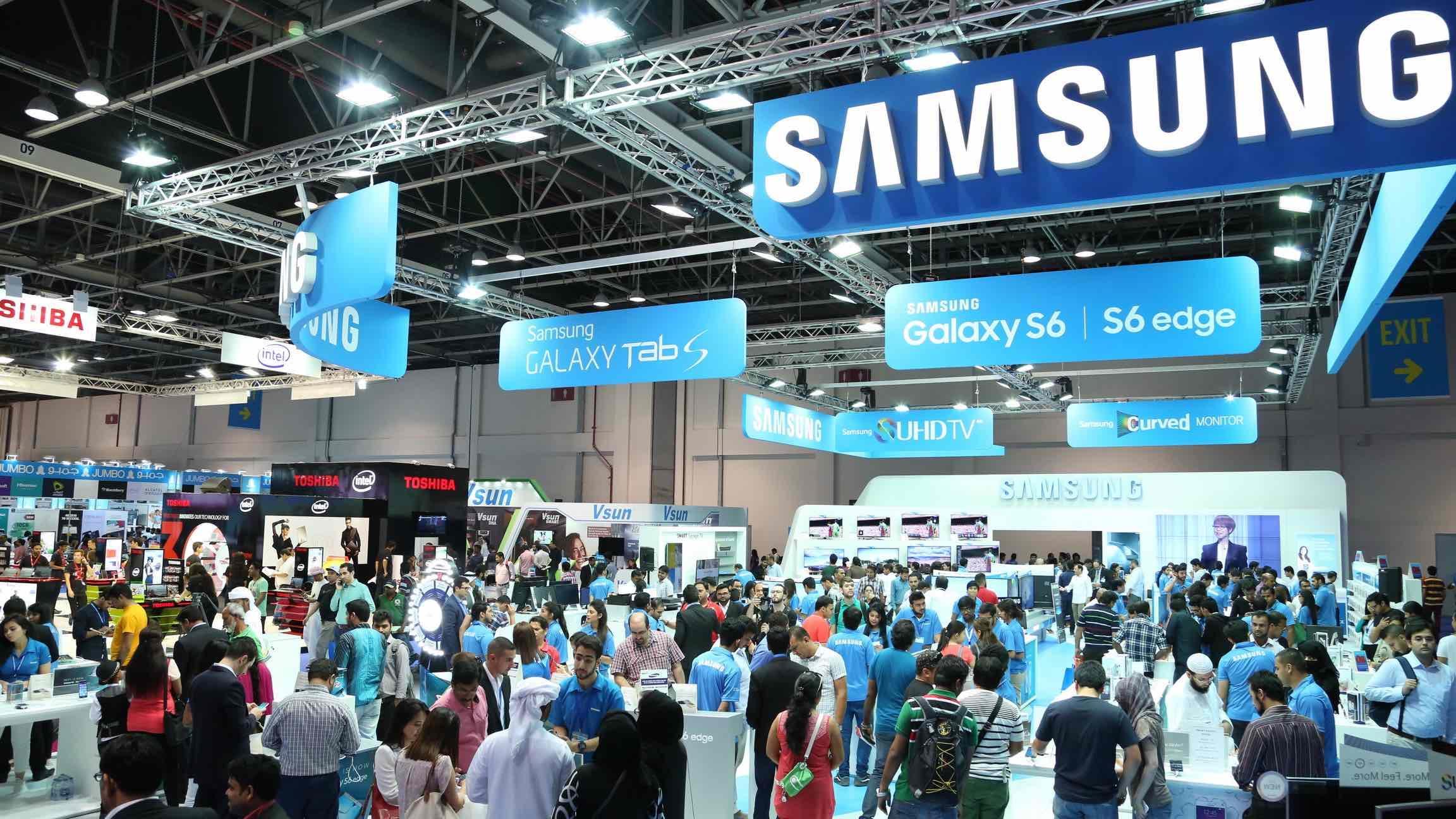 جیتکس بزرگترین نمایشگاه تکنولوژی در دبی