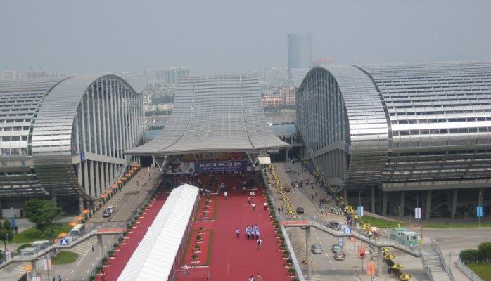 بزرگترین رویداد تجاری چین نمایشگاه کانتون گوانجو