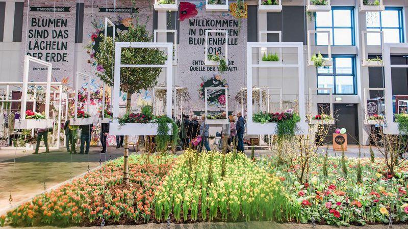 جذابیت های نمایشگاه هفته سبز برلین