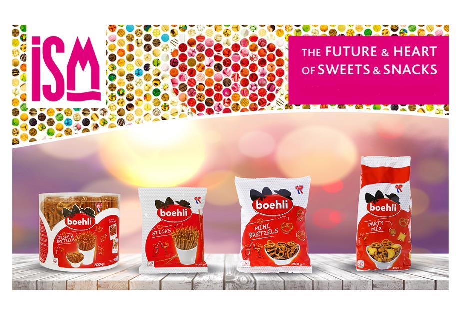 معرفی نمایشگاه شیرینی و شکلات ism