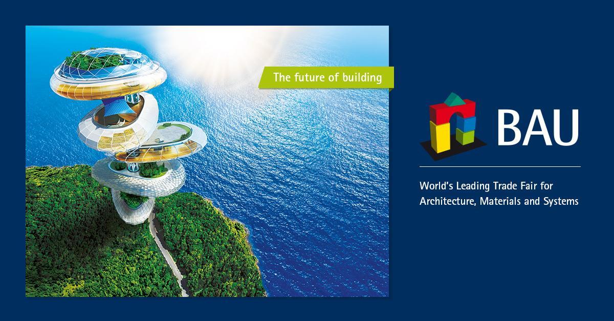 نمایشگاه ساختمان مونیخ بهترین در زمینه ساختمان