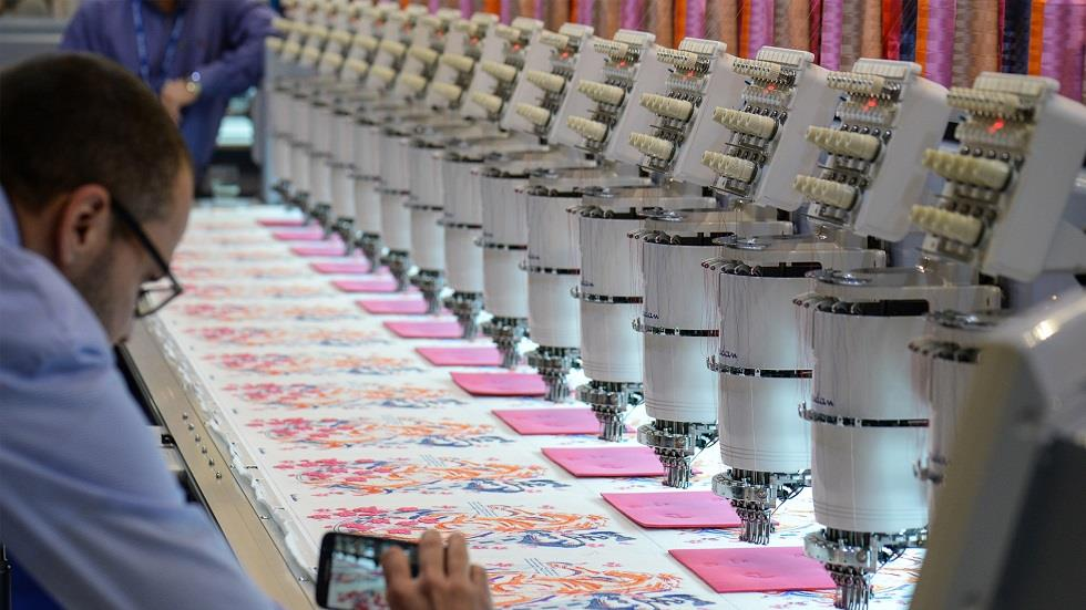 بزرگترین نمایشگاه فرآوری پارچه، پوشاک و منسوجات