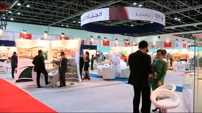 نمایشگاه ساختمان دبی
