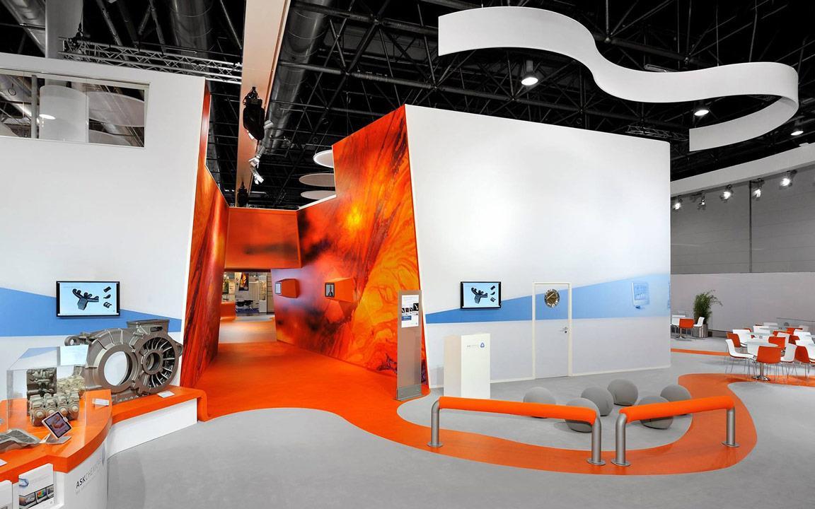 نمایشگاه ذوب فلزات دوسلدورف