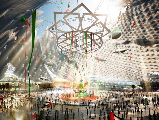 نمایشگاه ساختمان دبی 2018