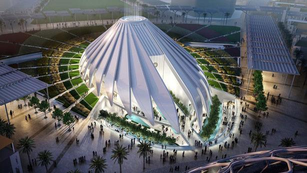 تور نمایشگاه ساختمان دبی