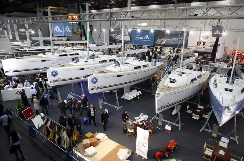 نمایشگاه قایق  آلمان