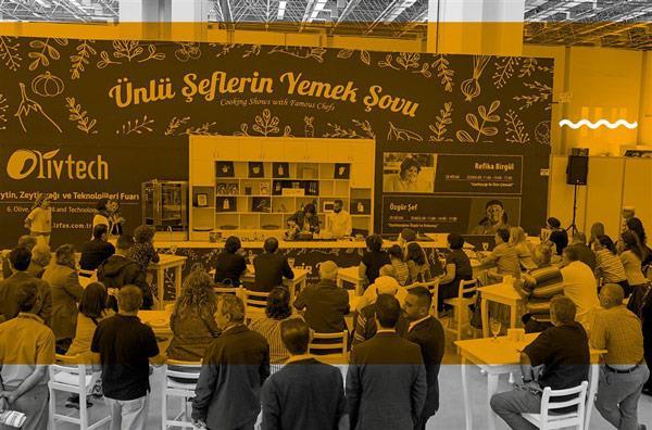 نمایشگاه زیتون ترکیه