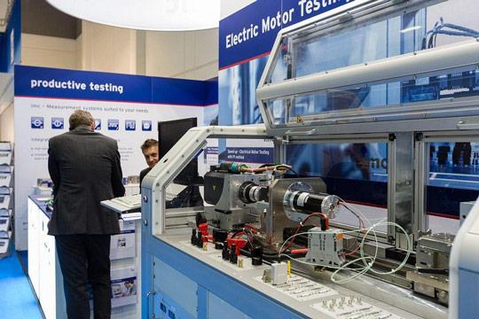 نمایشگاه تجهیزات برق آلمان