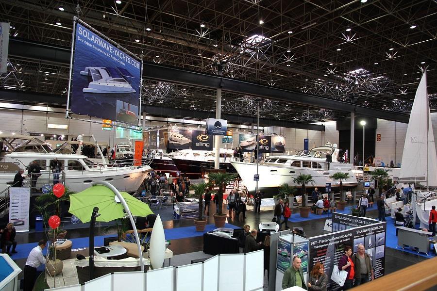 نمایشگاه قایف آلمان