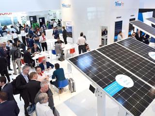 نمایشگاه سیستم های ذخیره انرژی اروپا دوسلدورف
