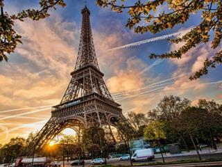 تور 8 روزه فرانسه
