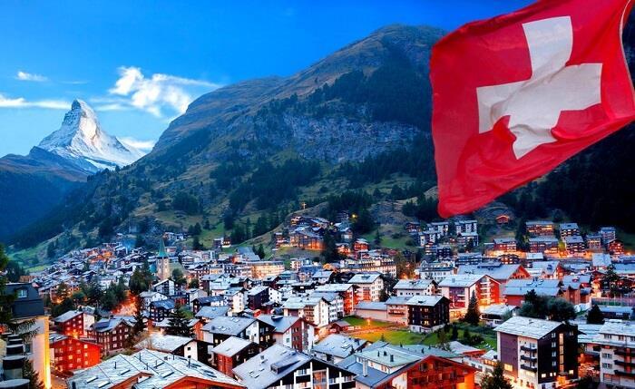 تور 9 روزه سوئیس، اسپانیا