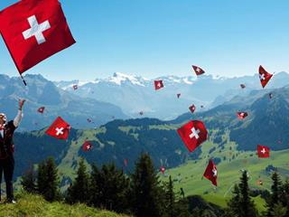 تور 9 روزه دور سوئیس
