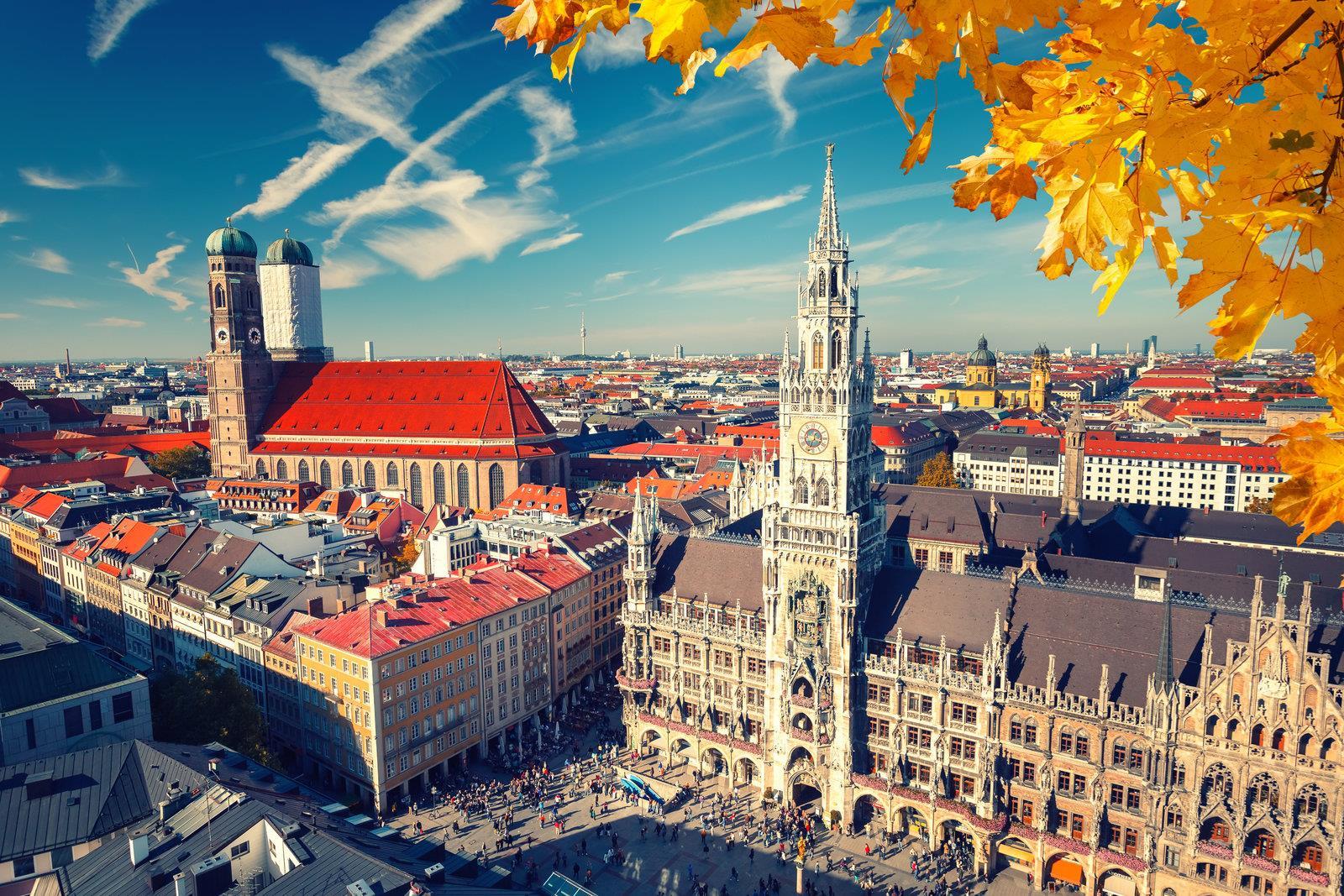 تور 14 روزه دور سوئیس و آلمان