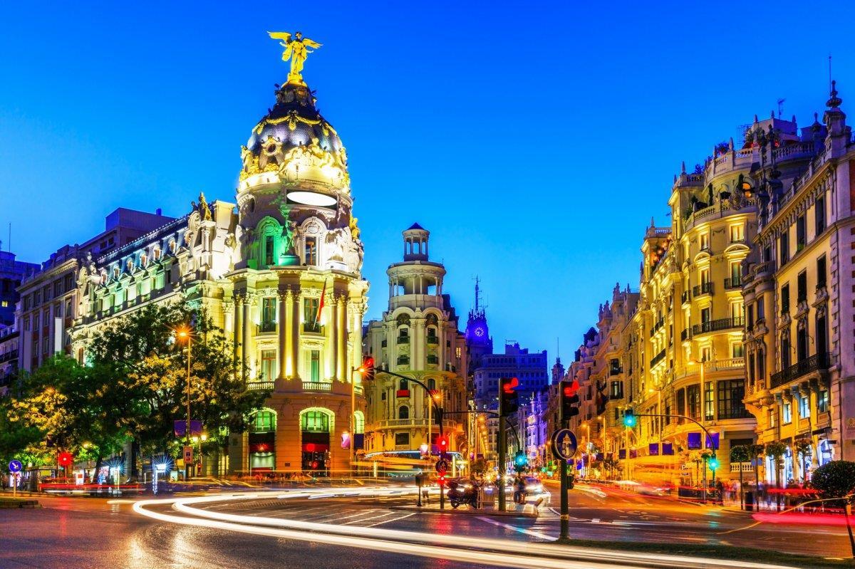 تور 8 روزه اسپانیا