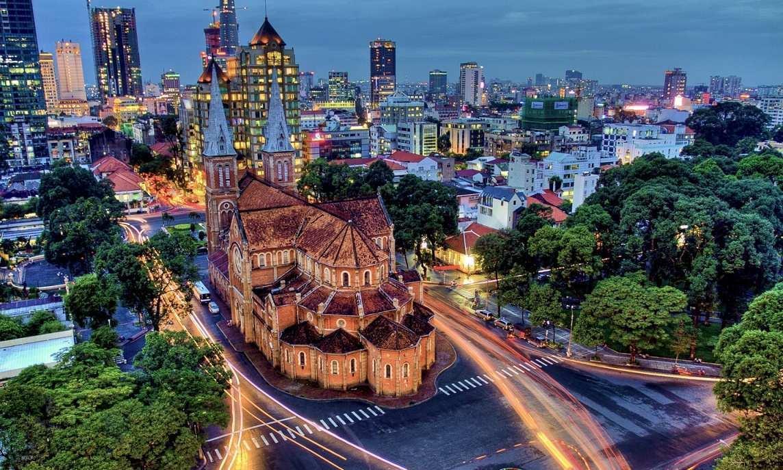 تور 9 روزه ویتنام