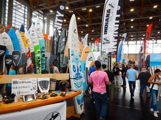 نمایشگاه تجهیزات ورزش های پارویی نورنبرگ