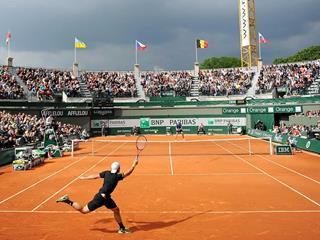 مسابقات تنیس آزاد