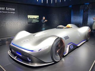 نمایشگاه اتومبیل پاریس