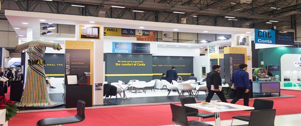 نمایشگاه صنعت درب استانبول