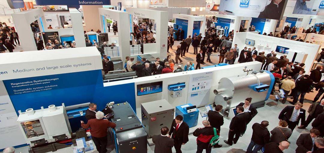 نمایشگاه مدیریت انرژی و آب در ساختمان فرانکفورت 2019
