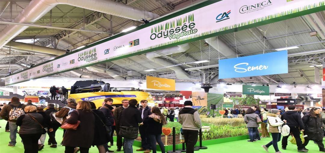 نمایشگاه کشاورزی و دامداری پاریس 2019