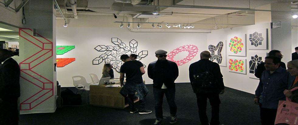 نمایشگاه هنر ولتا بازل