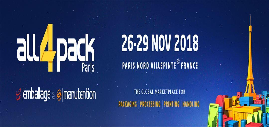 نمایشگاه چاپ و بسته بندی پاریس 2018
