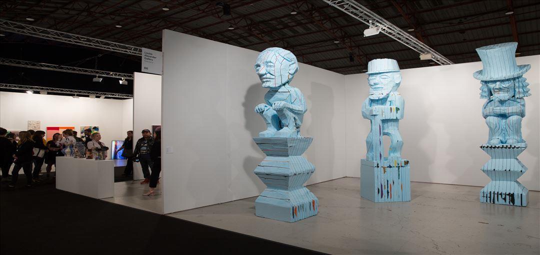 نمایشگاه آرت رتردام