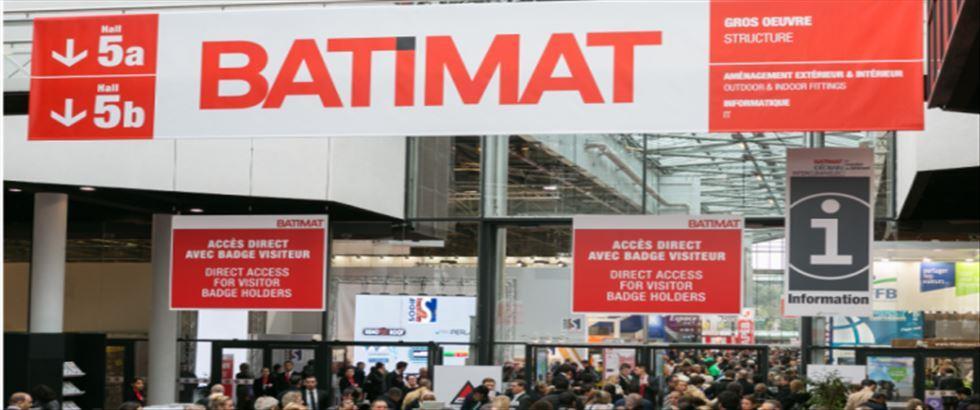 نمایشگاه صنعت ساختمان فرانسه 2019