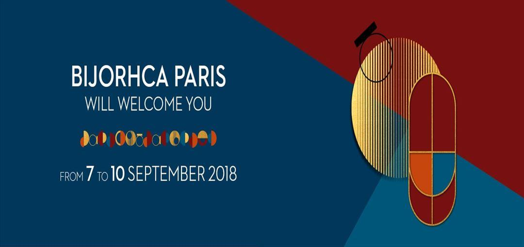 نمایشگاه جواهرات پاریس 2018