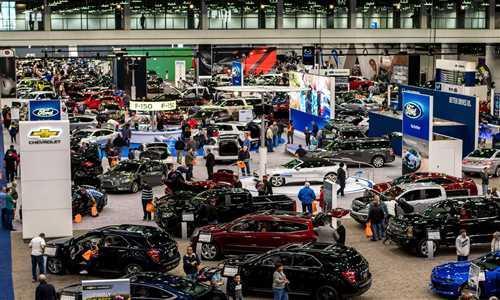 نمایشگاه مهندسی خودرو نورنبرگ