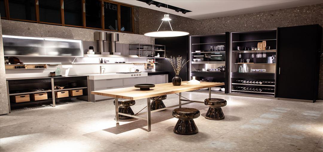 نمایشگاه لوازم آشپزخانه ایتالیا