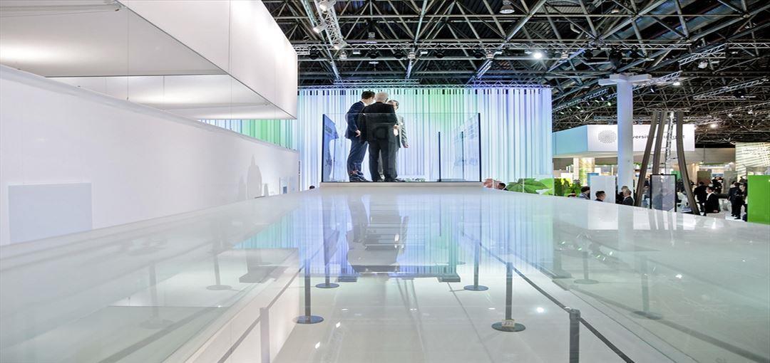 نمایشگاه و سمپوزیوم صنعت شیشه دوسلدورف