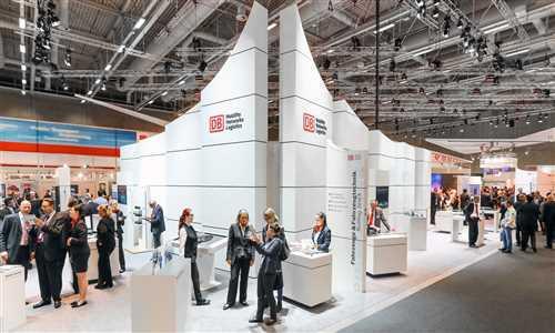 نمایشگاه صنایع ریلی برلین