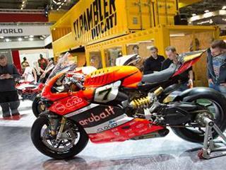 نمایشگاه موتورسیکلت کلن 2018
