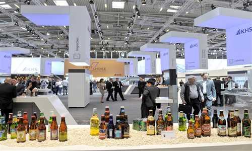نمایشگاه تکنولوژی نوشیدنی مونیخ
