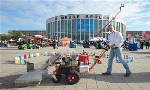نمایشگاه نظافت برلین 2019
