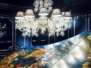 نمایشگاه لوازم مبلمان ایتالیا