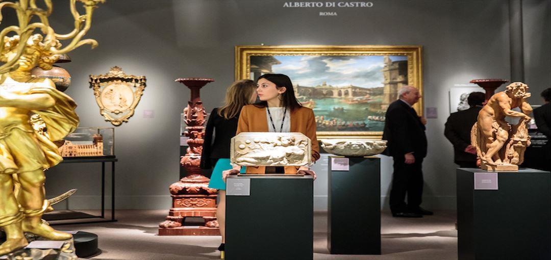نمایشگاه عتیقه جات هنری هلند