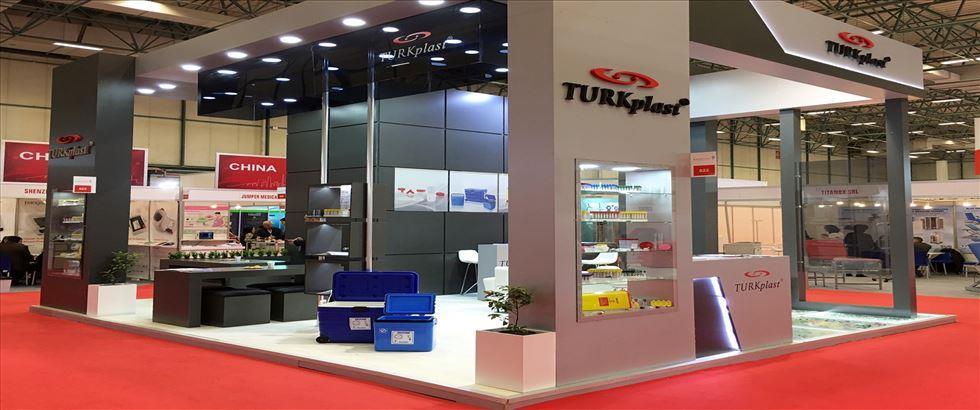 نمایشگاه تجهیزات پزشکی وآزمایشگاهی استانبول